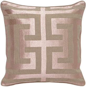 Kosas Home Carly Embroidered 22In Throw Pillow