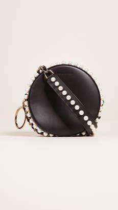 Mother of Pearl Rena Small Circle Bag