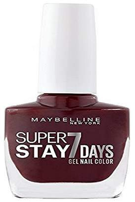 Maybelline Vernis à Ongles Super Stay 7 Jours - 287 Rouge Couture