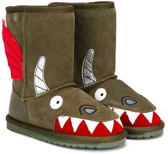 Emu dragon boots