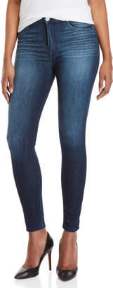 Hudson Blair High-Waisted Super Skinny Jeans