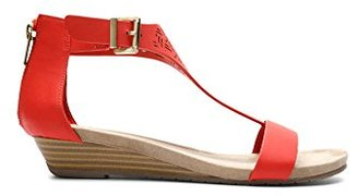 Kenneth Cole REACTION Women's Great Gal 3 Wedge Sandal $53.74 thestylecure.com