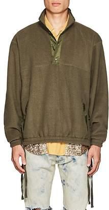 Faith Connexion Men's Oversized Fleece Pullover