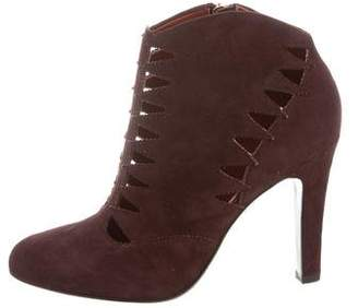 AERIN Stenet Suede Ankle Boots w/ Tags