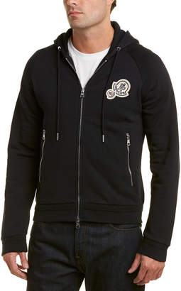 Moncler Patch Embellished Hoody Jacket