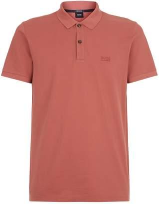 HUGO BOSS Pima Cotton Polo Shirt