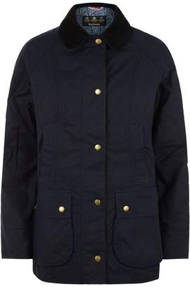 Barbour Abbey Liberty London Waxed Jacket