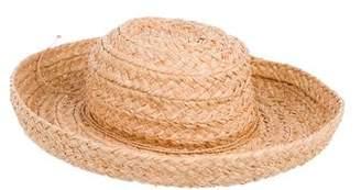Helen Kaminski Woven Straw Hat