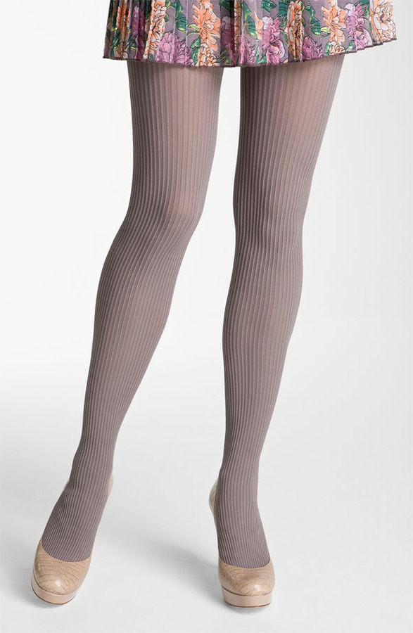 Nordstrom Ribbed Tights (2 for $25)