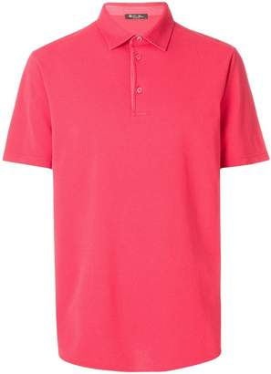 Loro Piana relaxed fit polo shirt