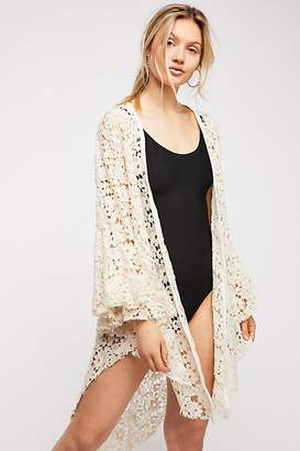 Intimately Move Over Lace Robe