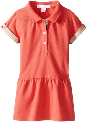 Burberry Kids - Mini Cali Dress Girl's Dress $120 thestylecure.com