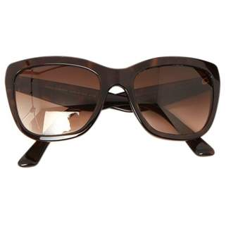 Dolce & Gabbana Brown Plastic Sunglasses