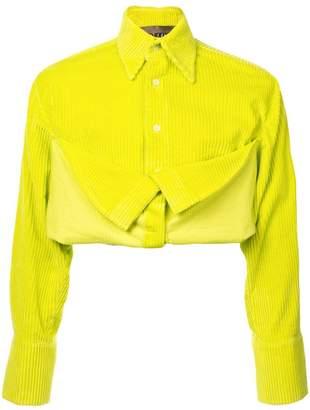 Oloapitreps cropped neon shirt