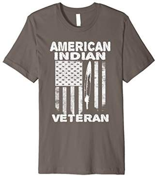 American Indian T Shirts for Veterans