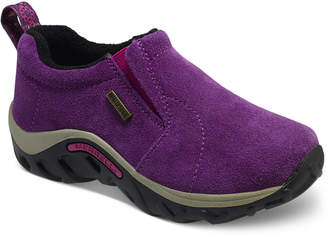 Merrell Girls' or Little Girls' or Toddler Girls' Jungle Moc Shoes $60 thestylecure.com