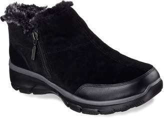 Skechers Relaxed Fit Easy Going Zip It Women's Winter Boots