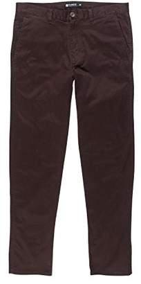 Element Men's Howland Slim-Straight Chino Pant