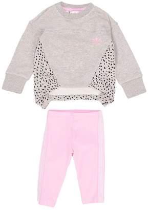 adidas Baby fleece set