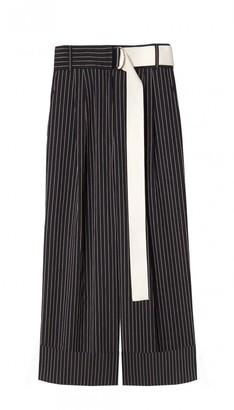 Cecil Stripe Cropped Pants $475 thestylecure.com