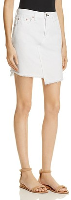 rag & bone/JEAN Dive Denim Skirt $185 thestylecure.com