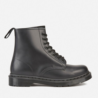 Dr. Martens Women's 1460 Mono Smooth Leather 8-Eye Boots