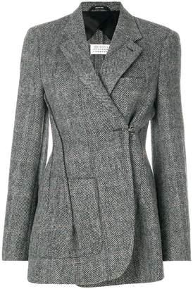 Maison Margiela tailored double-breasted blazer