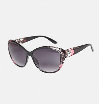 Avenue Dark Floral Sunglasses