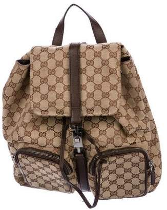 Gucci GG Jackie Backpack