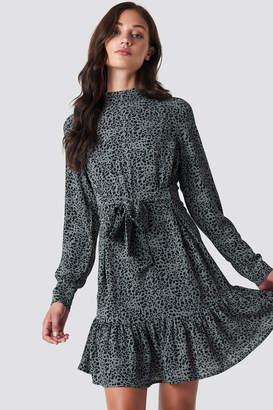 Rut & Circle Rut&Circle Leo Print Dress