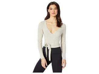 Beyond Yoga All Around Wrapped Crop Top