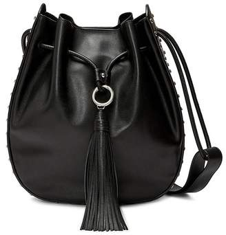 Rebecca Minkoff Lulu Contour Stud Shoulder Bag