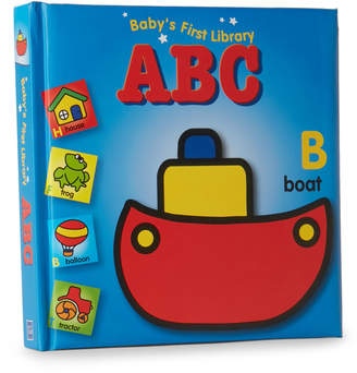 LIBRARY Mastermedia Baby's First ABC Book