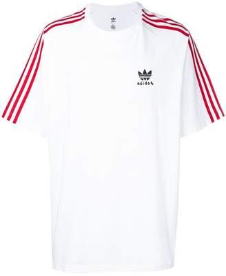 adidas plain brand T-shirt