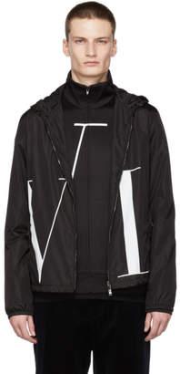 Valentino Black VLTN Jacket