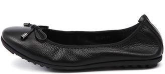 Django & Juliette Belin Black Shoes Womens Shoes Casual Flat Shoes