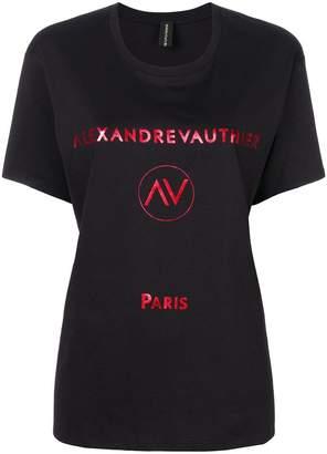Alexandre Vauthier AV Paris T-shirt