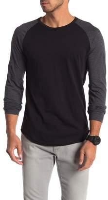 Slate & Stone Colorblock Baseball Shirt