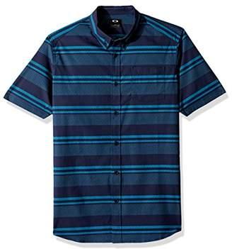 Oakley Men's SS Stripe Woven