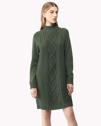 Theory (セオリー) - 【Theory】Charmant Mock Neck Cable Dress