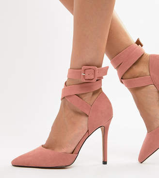 Qupid Pointed High Heels
