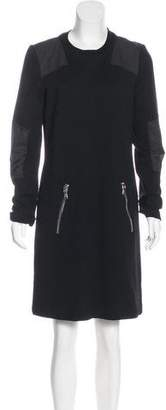 Marc by Marc Jacobs Wool Shift Dress