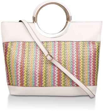 dcc6c352508480 Metallic Beach Bag - ShopStyle UK
