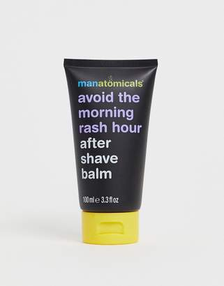 Anatomicals Manatomicals avoid the morning rash hour after shave balm