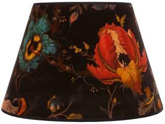 House Of Hackney Artemis Daley Floral Velvet Lampshade