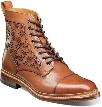 Stacy Adams M2 Laser Cut Boot