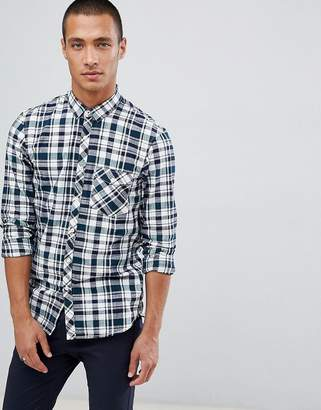 Tom Tailor Slim Fit Checked Shirt