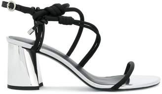 3.1 Phillip Lim lace-tied sandals