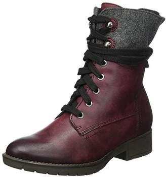 Jana Women's 26215 Combat Boots