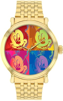Disney Disney's Mickey Mouse Pop Art Men's Watch